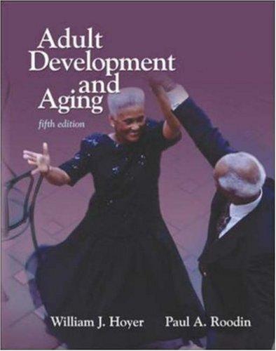 Adult Development & Aging -