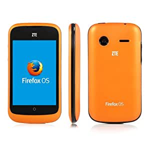 ZTE Open - 3G Unlocked Firefox OS Cellphone (Orange)