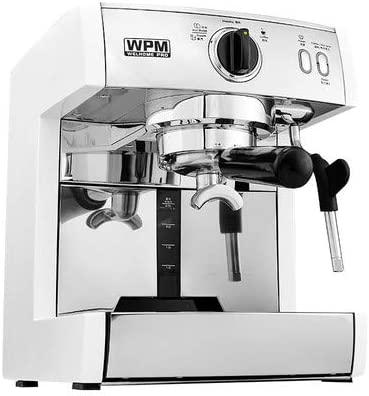 cgoldenwall kd-130 2 en 1 Máquina de café leche espumador de leche ...