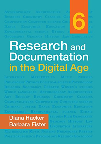 Download Research and Documentation in the Digital Age, Sixth Edition Pdf
