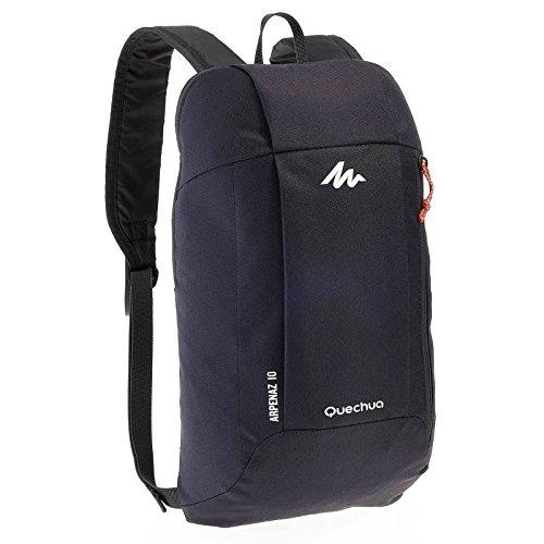 Arpenaz 10 Liters Lighweight Backpack (Dark Charcoal)