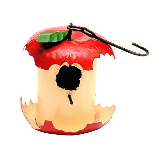 Rustic Arrow 10712 Apple Hanging Birdhouse, Multicolor