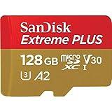 SanDisk Extreme Plus 128 GB microSDXC