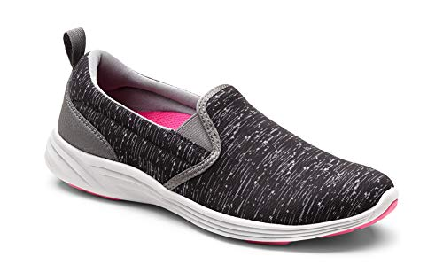 (Vionic Women's Agile Kea Slip-on Black 8.5M US )