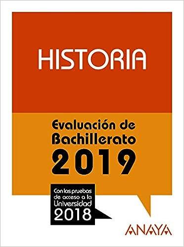 Historia. (Prepara la Evaluación de Bachillerato): Amazon.es: Fernández Cuadrado, Manuel: Libros