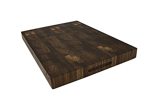Cangshan 1022360 Walnut End-Grain Cutting Board,16 x 22 x 2'', Crafted in USA by Cangshan (Image #6)