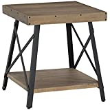 Martin Svensson Home 890434 Xavier End Table, Reclaimed Natural