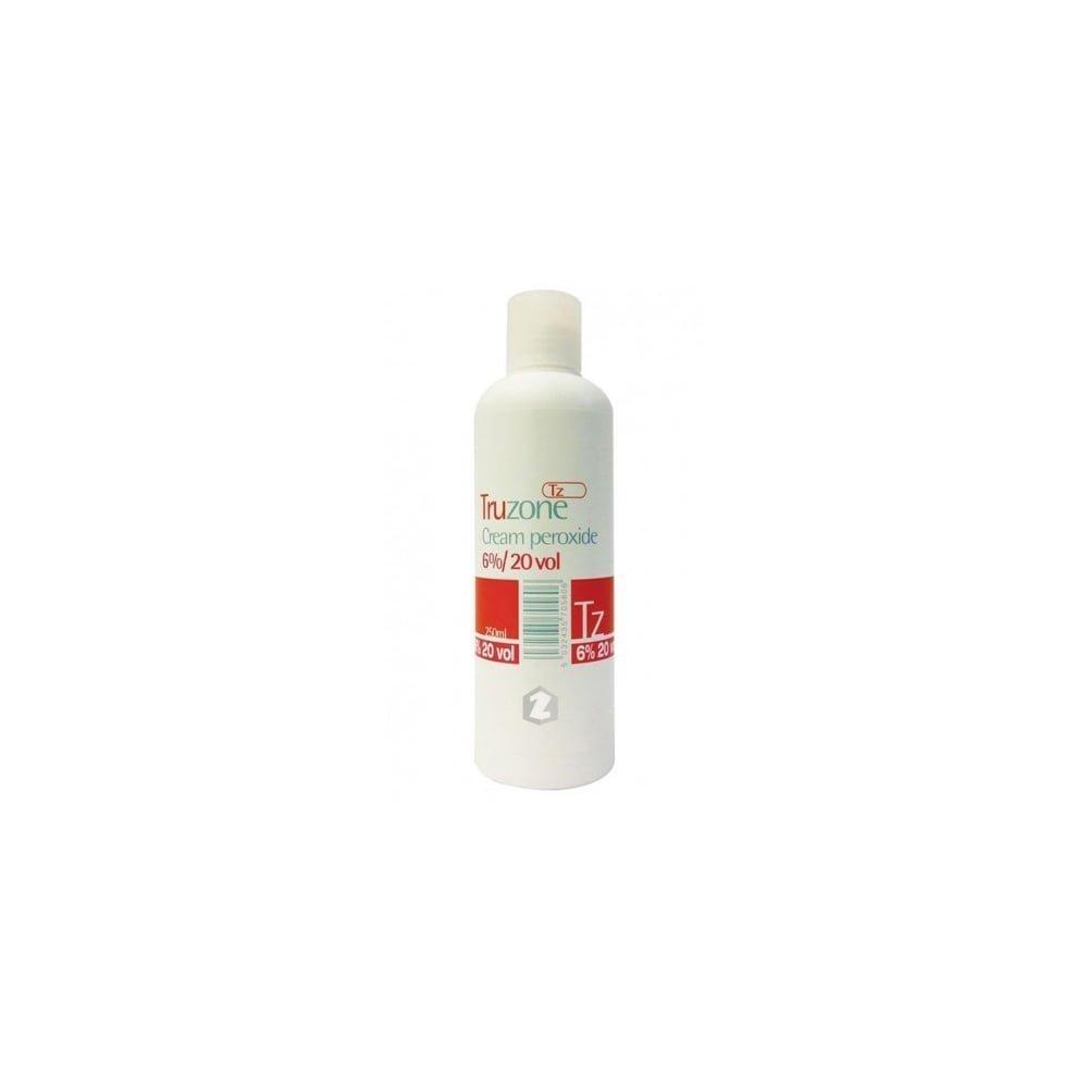 Cream Peroxide - 6% 20 vol - 250ml by Truzone