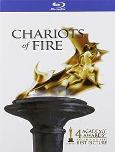 Chariots of Fire: Blu-ray Book (Bilingual) [Blu-ray Book + DVD]