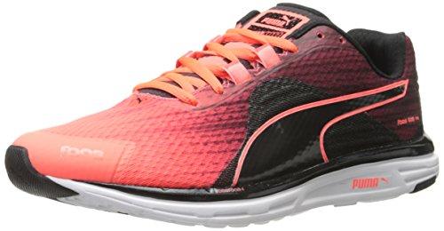 Puma Faas 500 V4 las zapatillas de running Fiery Coral/Black/Periscope