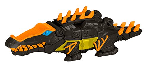 Power Rangers Dino Super Charge - Limited Edition Deinosuchus Zord Action Figure with Charger