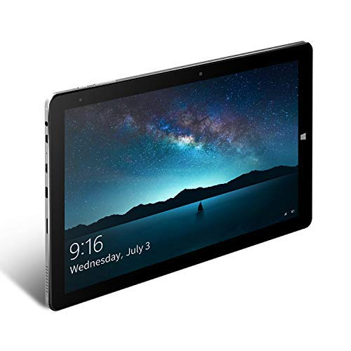 CHUWI Hi10 Air 10.1 inch Tablet PC, Windows 10 OS (Intel Cherry Trail-T3 Z8350) Quad-Core up to 1.92GHz 1200*1920 IPS 4GB RAM+64GB ROM, 6500MAH, WIFI, Bluetooth, Micro USB, OTG, Type-C