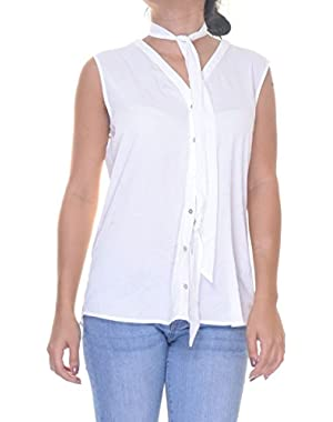 Calvin Klein Women's Sleeveless V-Neck Top