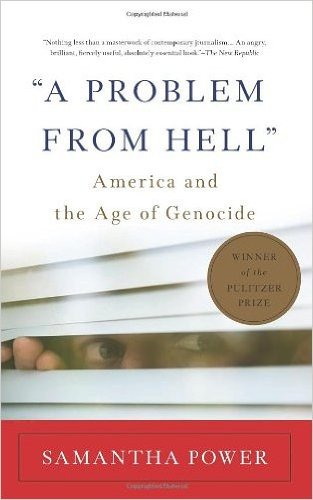 A Problem From Hell: America and the Age of Genocide (Paperback) - Common ebook