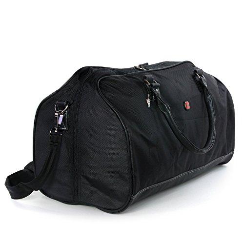 Reisentasche allrounder L Reisetasche Sporttasche Reisegepäck Tasche Weekender Sport Alltags Reise Trainings Tasche