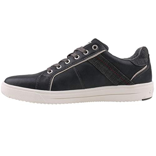 Navy 4133 Baskets 304 820 820 Homme Mustang Blau 0PqSfw6