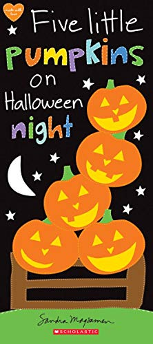 Five Little Pumpkins on Halloween Night -