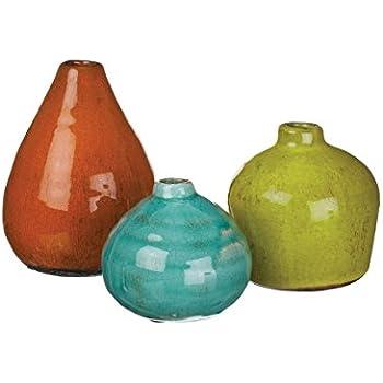 Amazon Tengfeng Vase Set Of 3 Farmhouse Table Vintage Vase