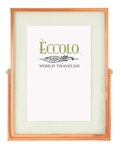 Copper Photo Frame (Eccolo Copper Collection Photo Frame, 4 by 6