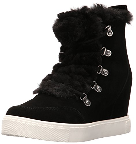 Steve Madden Women Fashion Sneaker Nero / Multi