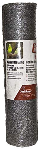 Grip Rite AN24100 Aviary Netting, 24