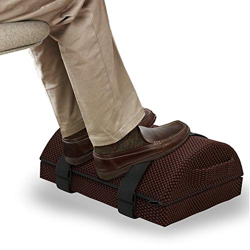 Urbo Ergonomic Foot-Rest for Under Desk Relief in Office/Home - Perfect for...