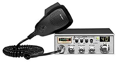Cobra 40-Channel CB Radio by Cobra Electronics