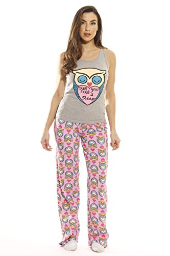 Just Love 6330-10017-S Pant Sets/Women Sleepwear/Womans Pajamas/Pjs