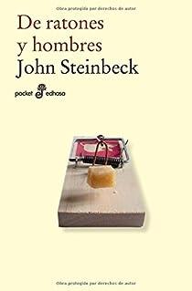 De ratones y hombres par Steinbeck