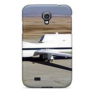 Strahan Galaxy S4 Hybrid Tpu Case Cover Silicon Bumper Global Hawk Advanced Concept Technology Nasa Aircraft