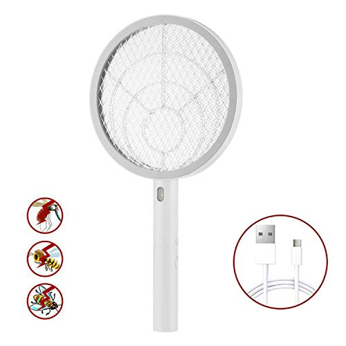 Teniswatter Electric Bug Zapper Racket