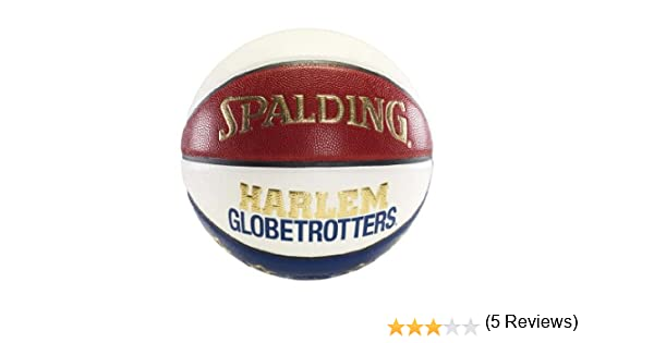 Spalding Harlem Globetrotters Official Game Baloncesto: Amazon.es ...