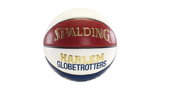 Spalding Harlem Globetrotters Official Game Baloncesto: Amazon.es ...