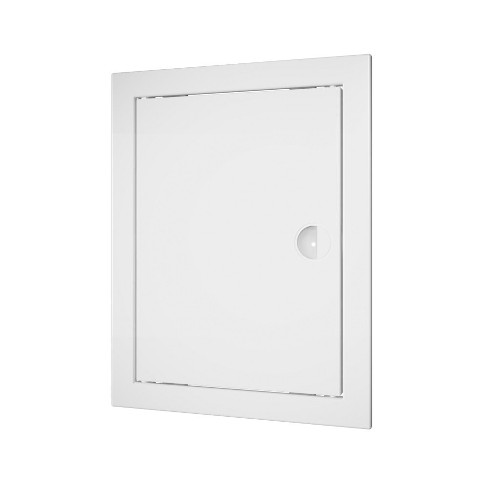Access Panel 400mm x 400mm / 16' x 16' inch Plastic Inspection Door Hatch 40cm x 40cm P Armar Trading Ltd
