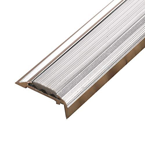 GWXFHT Threshold Strip Threshold strip Aluminum alloy Wooden floor bead Edge strip Blanking strip Anti-slip strip…