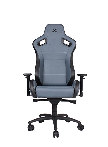 Lifestyle Carbon (Carbon Line Charcoal Grey Sleek Design Gaming & Lifestyle Chair by RapidX)
