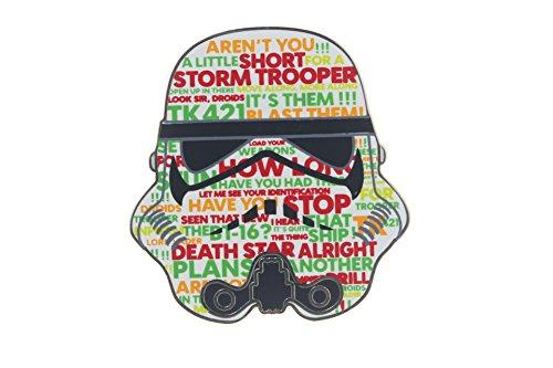 Disney Star Wars Stormtrooper Helmets - Quotes -