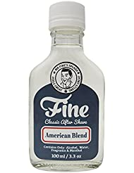 American Blend Classic Barbershop After Shave by Fine...