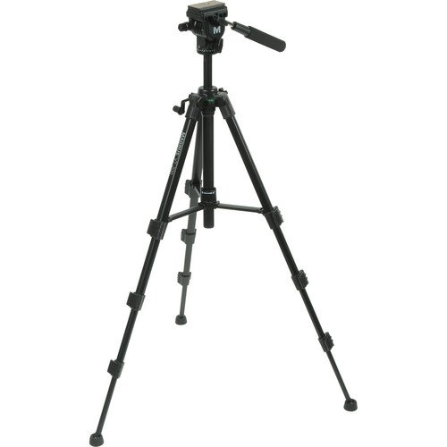 Magnus VT-200 Tripod System with 2-Way Pan Head by Magnus