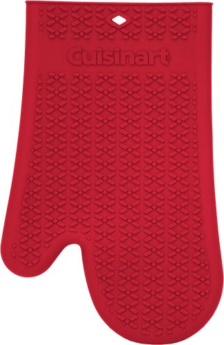 Cuisinart Silicone Oven Mitt Red