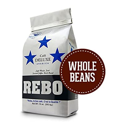 Cafe REBO - Deluxe Whole Bean Coffee, REBO Coffee