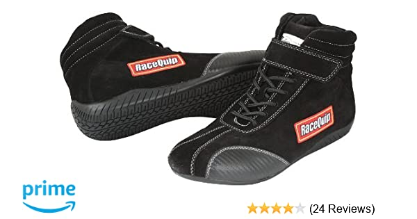 Racequip 30500120 Race Shoe-Black;12.0