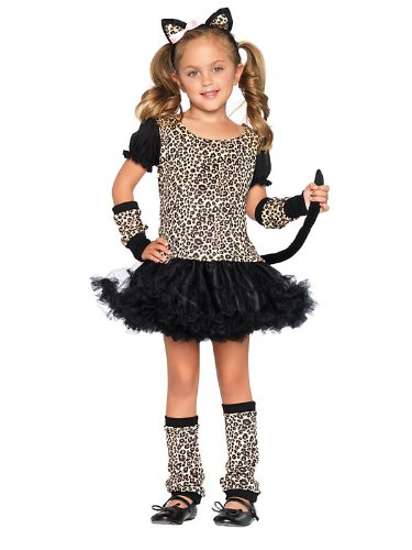 Leopard Costume Toddler (Little Leopard Child Costume - X-Small)