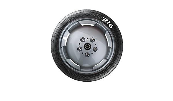 Nissan Primastar réplica Tapacubos 16 pulgadas abombada, juego de 4: Amazon.es: Coche y moto