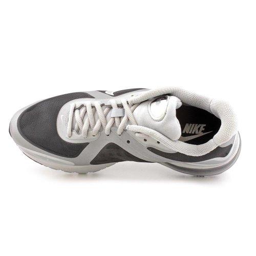 Nike Air Max Alfa 2011+ Løbetræning Sneakers Sort Metallisk Sølv 454347 090 Kvinders Størrelse 8.5 hVuRpgP3GW