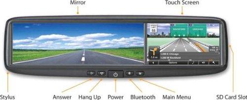 Amazoncom Escort Smart Mirror Gps Navigator Discontinued By