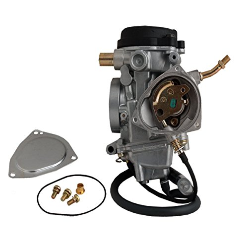 yamaha kodiak carburetor - 8