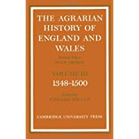 The Agrarian History of England and Wales: Volume 3, 1348–1500: 1350-1500 v. 3