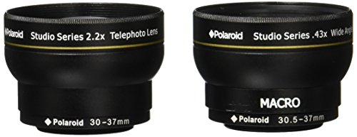 Polaroid Studio Attachment Telephoto Travel