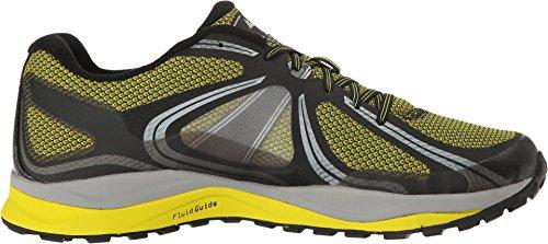 Columbia Trient - Zapatillas para correr - amarillo/gris 2017 zour/white